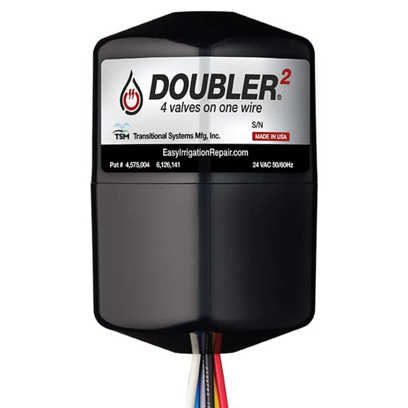 Admirable Doubler2 Easy Irrigation Repair Wiring 101 Orsalhahutechinfo