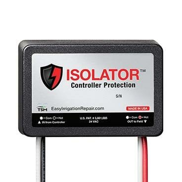 Isolator - Protects controllers in dual and multi controller setup